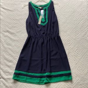 41 Hawthorne Flynn Colorblock Dress size M, NWT